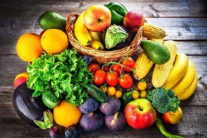 Frisches Obst bei Fruchimport